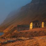 Haust i Grumantbyen