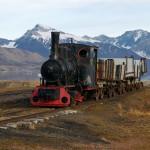 Toget i Ny-Ålesund
