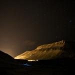 Kveldsportrett av Nybyen