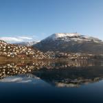 Vinterdag i Bergen