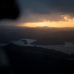 Førdespollen sett frå Hopsfjellet