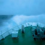 Storm i Framstredet